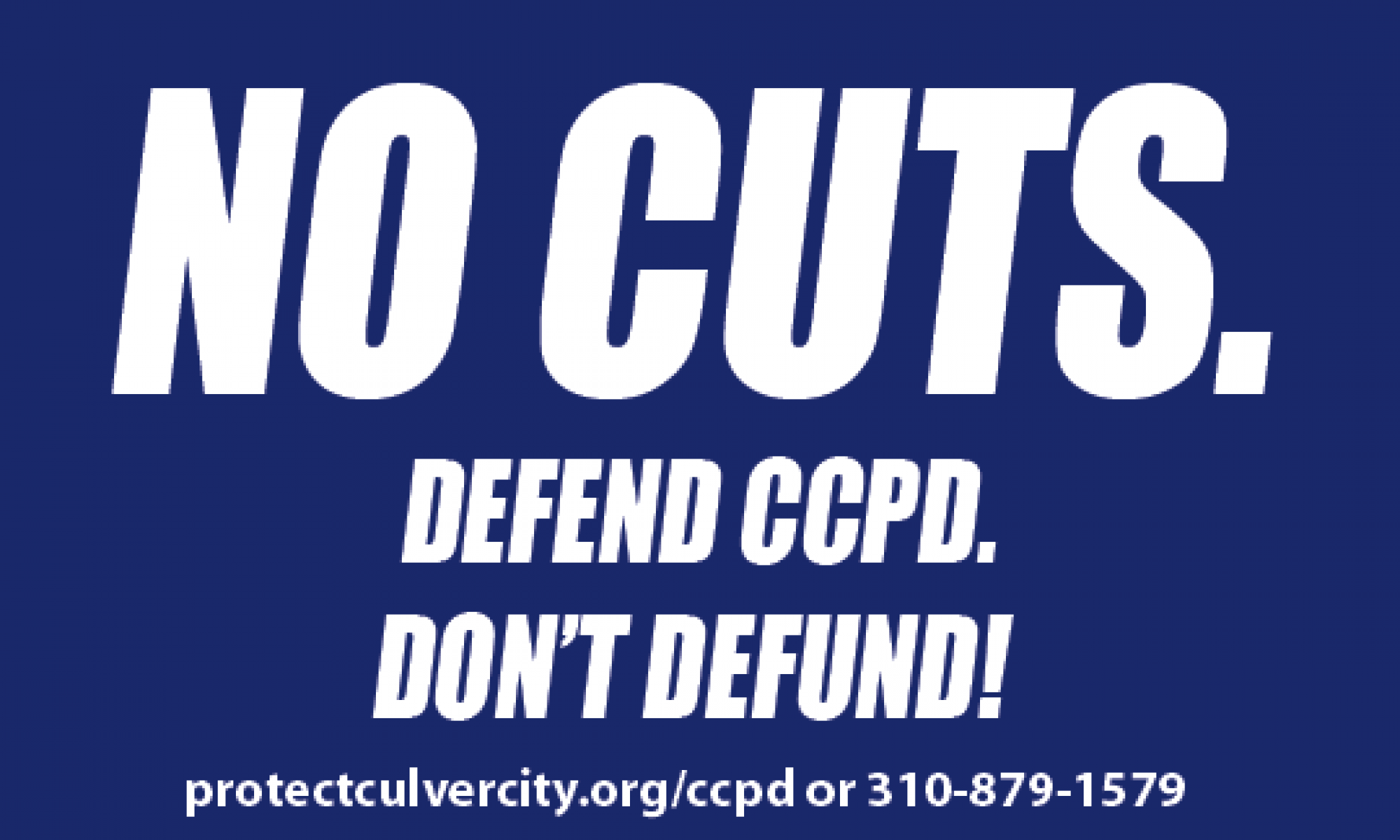 Protect Culver City